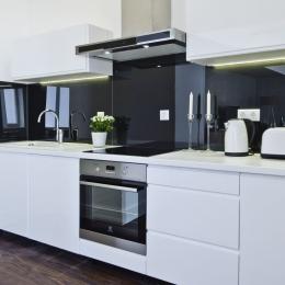 Adele Hotel - Apartman - konyha
