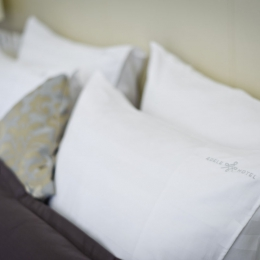 Adele Hotel - Superior szoba - párnák