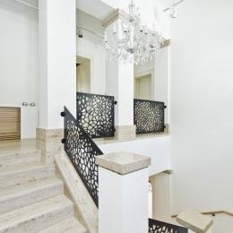 Adele Hotel - lépcsőház