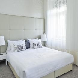 Adele Hotel - Standard szoba - ágy